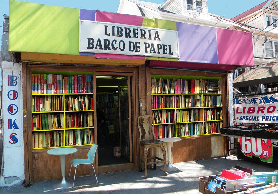 Librería Barco de Papel foto
