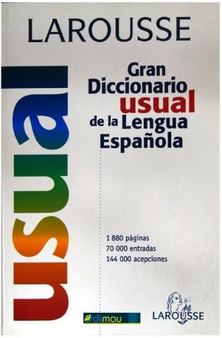 Gran Diccionario Usual de la Lengua Española Larousse