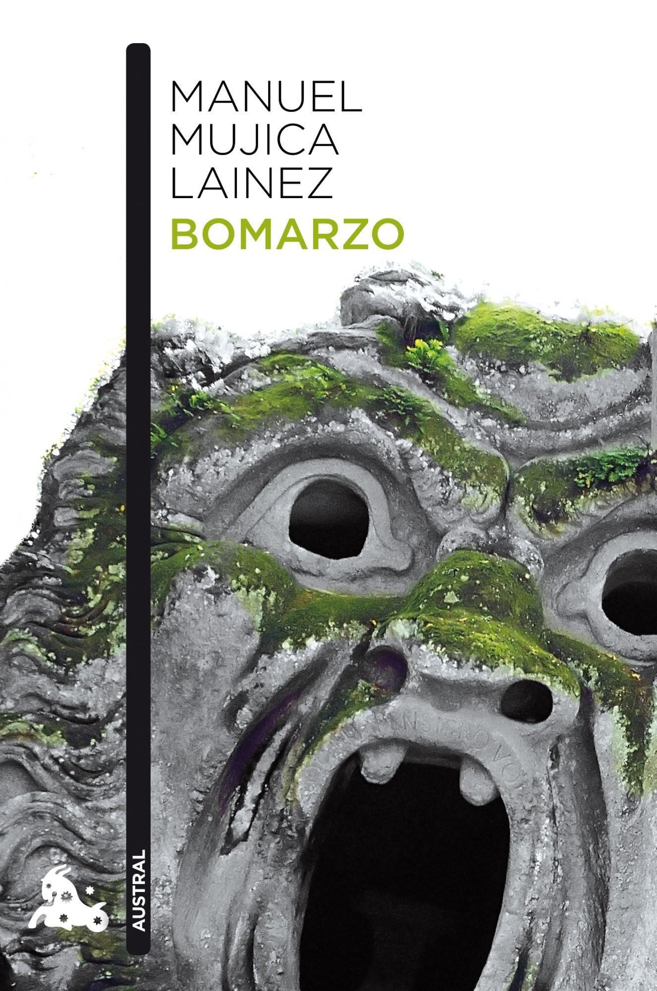 Bomarzo, un jardín de monstruos novelado
